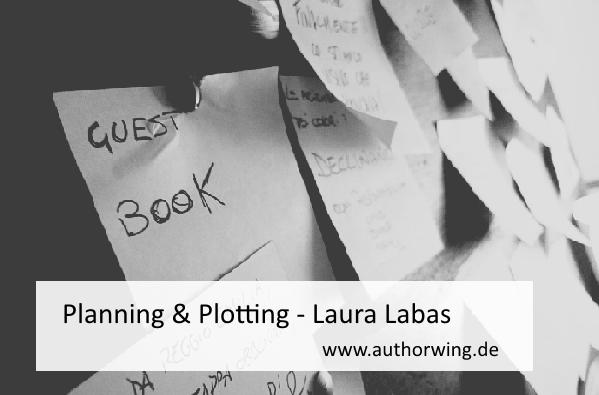 Planning & Plotting – Laura Labas